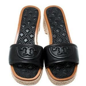 Tory Burch Fleming Spadrille Sandal